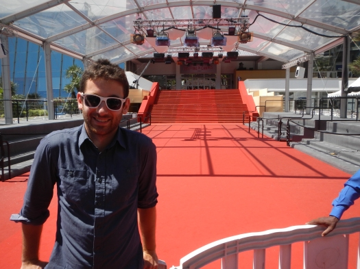 Crashing the Cannes Film Festival